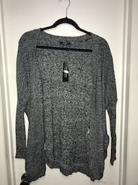 Urban planet grey cardigan Kitchener, N2N 1W6