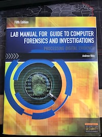 CNET 239 Lab manual for guide to computer forensics and investigations Markham, L3R 8P1