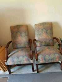 2 Chairs Both for 60 Tomball