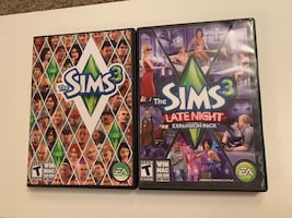 The Sims 3 & The Sims Late Night