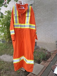 Safety Overalls x 4 (uninsulated) 2X - 3X