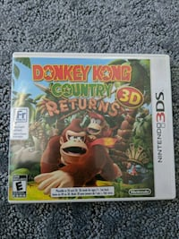 Donkey Kong Country Returns - Nintendo 3DS Whitchurch-Stouffville