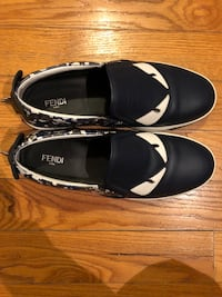 Fendi Slip-on Sneakers