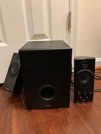 Speakers with Bass Gaithersburg, 20877