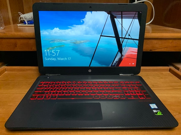 HP gaming laptop 0