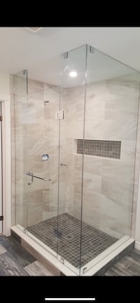 Glass Shower Door Installation Mississauga