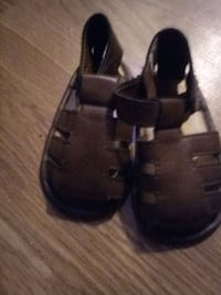 pair of black leather loafers Decatur, 39327