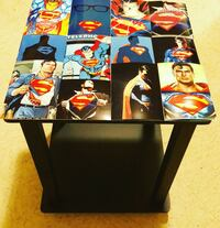 Superman end table  77 km