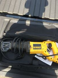 Dewalt corded sawzall Lewiston, 14132