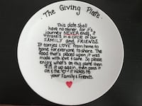 The Giving Plate Langley, V2Y 0B4