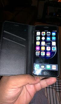 iPhone 6s mint condition with leather Harley Davidson case $50 free. 32GB. Richmond, V7C 1G9