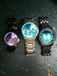 Assortment of watches make offer Topeka, 66612