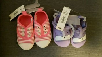 NEW Baby/toddler girl shoes