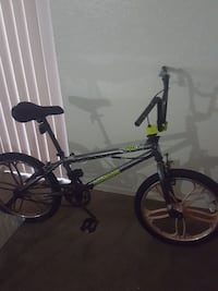 chrome and black Mongoose BMX bike Fort Lauderdale, 33311