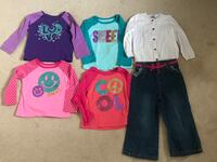 18m girls clothes in good condition (pick up only) Alexandria, 22304