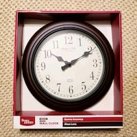 *NEW*  Wall Clock Falls Church, 22042