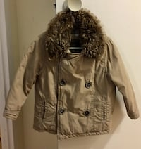 ZARA Fall Coat toddler size  Brampton, L6W