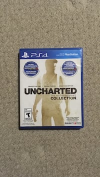 Uncharted Collection PS4 Cambridge, N1T 1Z7