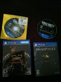 Ps4 games  Hollister, 95023