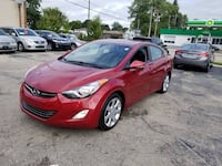 Hyundai-Elantra-2012 South Milwaukee