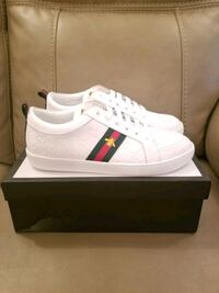 Gucci leather men sneakers size 9 Toronto, M5V 1J3