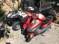 2005 MODEL KYMCO movieXL125 Bayraklı, 35510