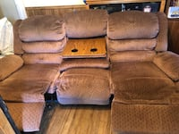Sofa with recliners!!! Norwalk, 90650
