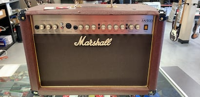 Marshall Acoustic Amp