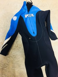 blue and black wetsuit Saint Louis, 63129
