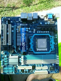 blue and black computer motherboard Bradenton, 34205