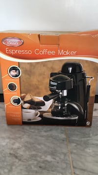 black and gray Keurig coffeemaker box San Francisco, 94127