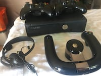 Xbox 360 with two remotes Jacksonville, 28540