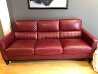 Couch - Italian leather Baltimore, 21224