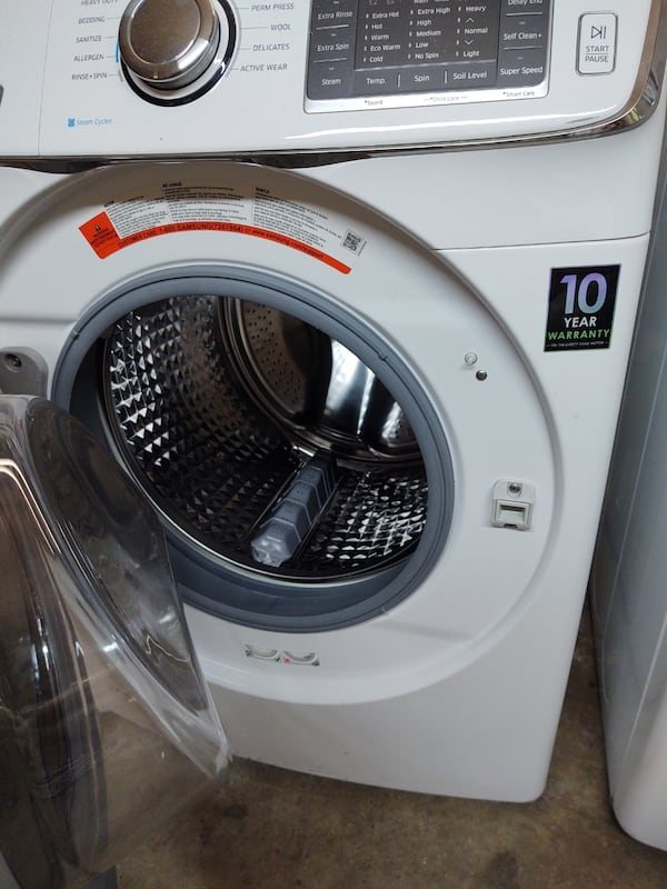 Samsung washer and dryer 4