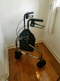 Collapsible walker