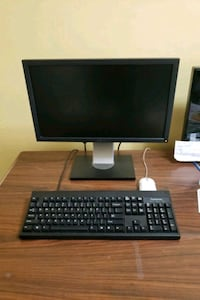 Used Computer (Monitor, Key Board, Mouse CPU without Hard drive) $50