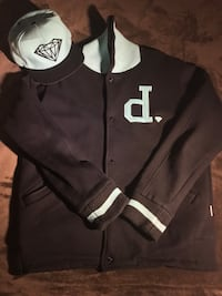 Very Rare Diamond Life Varsity Jacket W/Hat Bundle Saint Paul, 55119
