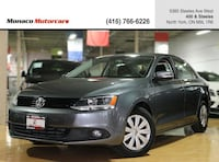 2014 Volkswagen Jetta TDI | ONE OWNER | CLEAN CARFAX Vaughan