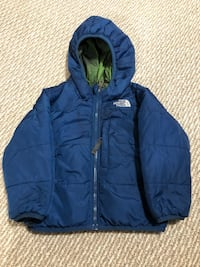 Toddler North Face Reversible Jacket - 2T Silver Spring, 20904