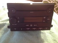 Car radio/cd-6 player, mp3 player Ford