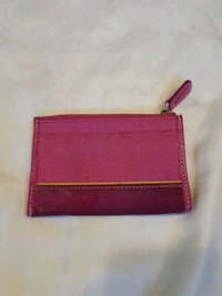 Pink Coach Wallet Missoula, 59801