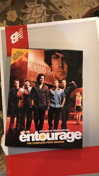 Entourage Season 1 DVD