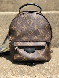 Louis Vuitton Palm Springs mini..... DO NOT ASK ME IF THIS IS AUTHENTIC.......for 85 please use your common sense.  Falls Church, 22043
