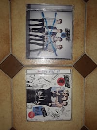 5 seconds of summer CD, both for 15$