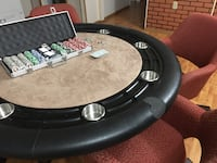 Poker table Calgary, T2B 0K3