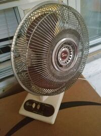 Compact SUPER table electric fan Toronto, M4M 2R9