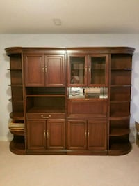 Cherry Wood Entertainment Unit Wasaga Beach, L9Z 1M4