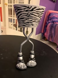 Zebra candy dish West Chester, 19382