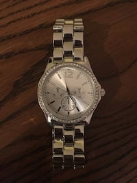 Silver Stainless steak watch New Westminster, V3M 4Z8