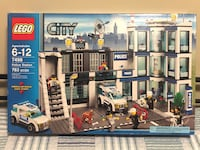 LEGO 7498 Police Station 783 Pieces Brand New In Box